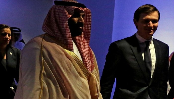 بعد فضيحة بيزوس.. سيناتور يطالب بفحص واتس آب بن سلمان وكوشنر