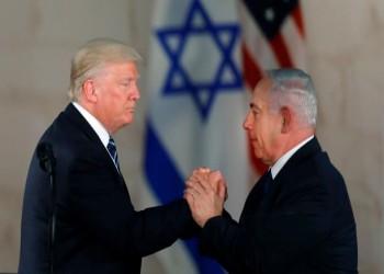 ترامب إذ يمنح إسرائيل غور الأردن لضمان فوز نتنياهو