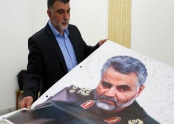 إيران تجدد اتهامها لقاعدة كويتية بالمشاركة في مقتل سليماني