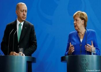 ميركل تزور تركيا لبحث ملفي ليبيا وسوريا
