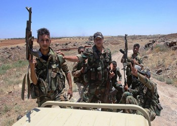 مقتل 40 جنديا من قوات الأسد بإدلب