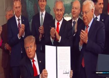 شطب الحقوق الفلسطينية وأزمات ترامب ونتنياهو