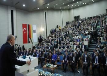 أردوغان: الفوضى ستطال حوض المتوسط ما لم تتحقق التهدئة بليبيا