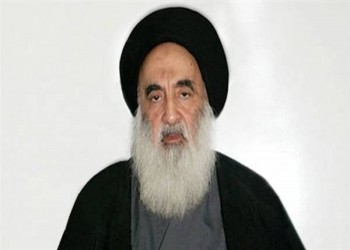 السيستاني يطالب باحترام سيادة البلاد وضمان حق العراقيين