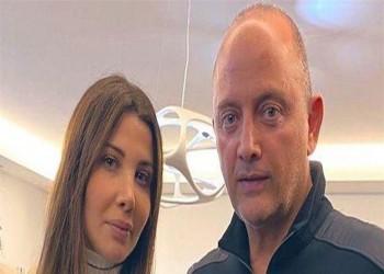 مفاجأة.. زوج نانسي عجرم هاتف القتيل السوري يوم الحادثة