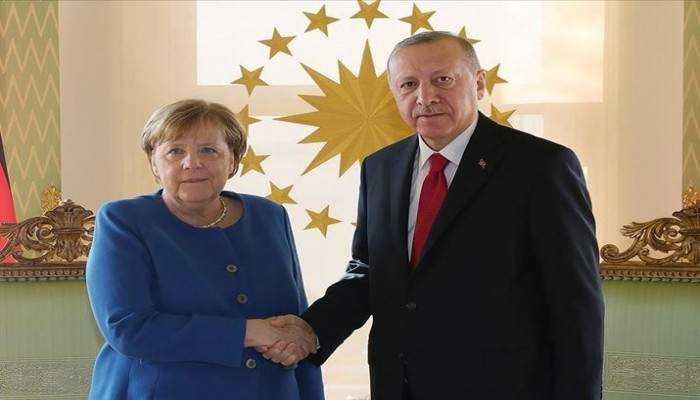 أردوغان: تقديم الدعم للوفاق الليبية واجب