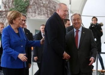 المونيتور: مؤتمر برلين يمنح تركيا نفوذا في مفاوضات ليبيا المقبلة