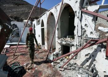 بصمات الإمارات في الهجوم على ثكنتي ليبيا واليمن؟