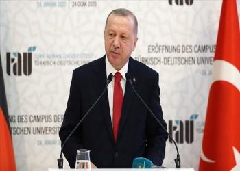 أردوغان: الفوضى ستطال حوض المتوسط مالم تتحقق التهدئة بليبيا