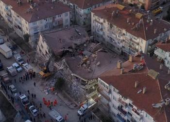 ارتفاع ضحايا زلزال تركيا إلى 22 قتيلا و1030 إصابة