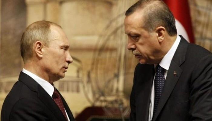 بوتين يعزي أردوغان بضحايا زلزال ألازيغ