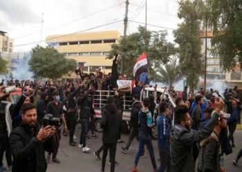 """اتهام الصدر بـ""""خيانة الثوار"""" إثر انسحاب أنصاره من ساحتي كربلاء والنجف"""