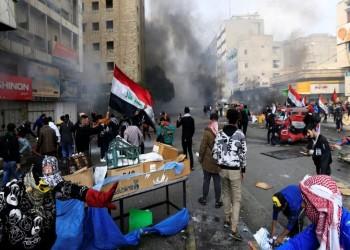 العراق.. مقتل 4 محتجين في بغداد وذي قار (فيديو)