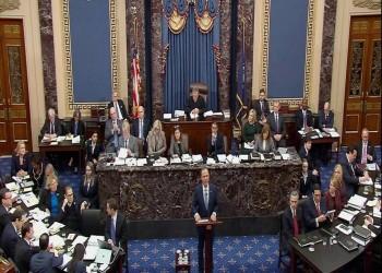 محامو ترامب يبدؤون دفاعهم عنه أمام مجلس الشيوخ