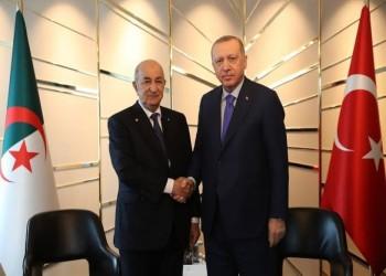 أردوغان يزور الجزائر لبحث التعاون وقضايا دولية
