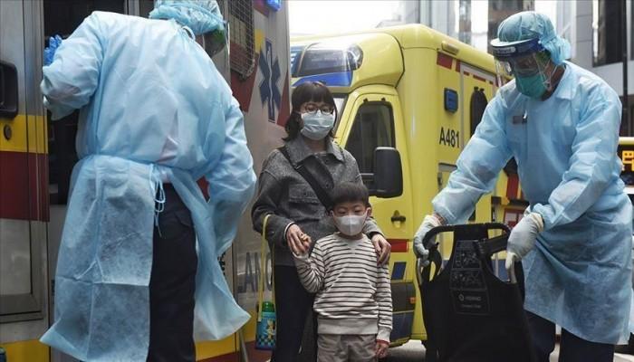 الصين: ارتفاع ضحايا كورونا لـ56 قتيلا و1975 مصابا
