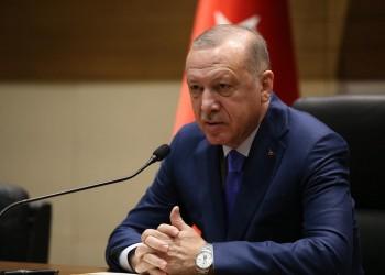 أردوغان: حفتر لم يلتزم بمسار السلام واختبأ في فندق ببرلين