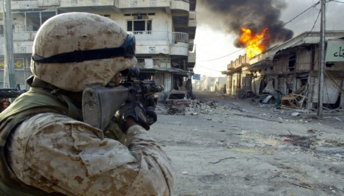 الحكم وسط الأنقاض.. اجتماعات سرية لتفكيك العراق