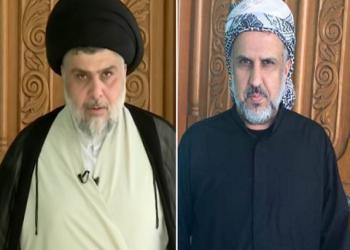 العراق.. انشقاق قيادي بالتيار الصدري وانضمامه للمحتجين