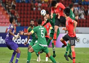 كوريا الجنوبية بطلا لكأس آسيا للشباب على حساب السعودية