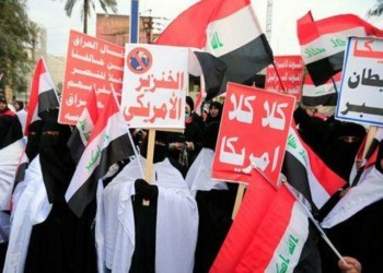 مقتدى الصدر يدعو العراقيين للتظاهر ضد السفارة الأمريكية الأحد