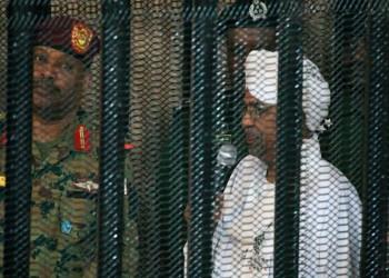 السودان يرهن تسليم البشير للجنائية الدولية بمفاوضات السلام