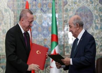 بعد زيارة مهمة.. أردوغان يغادر الجزائر إلى جامبيا والسنغال