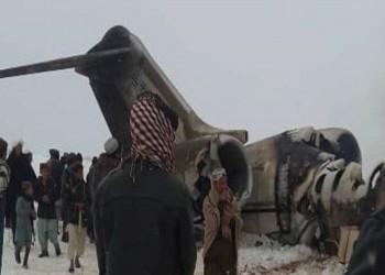 البنتاجون يعترف بسقوط طائرة أمريكية ومقتل 5 في أفغانستان