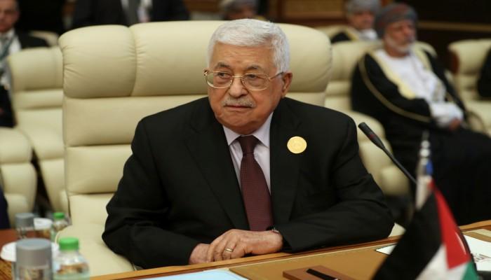 عباس: لن نقبل أي خطة للسلام لا تتوافق مع حل الدولتين