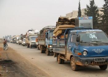 تشريد 30 ألف مدني سوري بإدلب خلال أسبوع