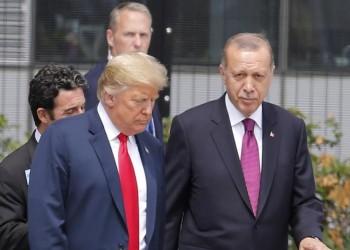 أردوغان وترامب يتفقان على ضرورة وقف النار بسوريا وليبيا