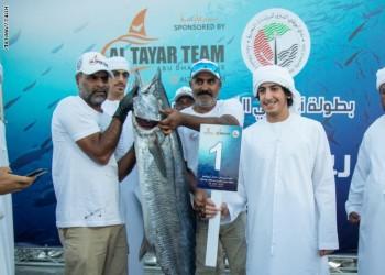 الإمارات.. بيع سمكة كنعد بـ54 ألف دولار (صور)