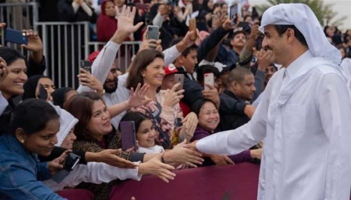 قبل مونديال 2022.. خطوة قطرية جديدة لرعاية الوافدين