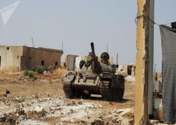النظام السوري يسيطر على معرة النعمان ثاني أكبر مدينة بإدلب