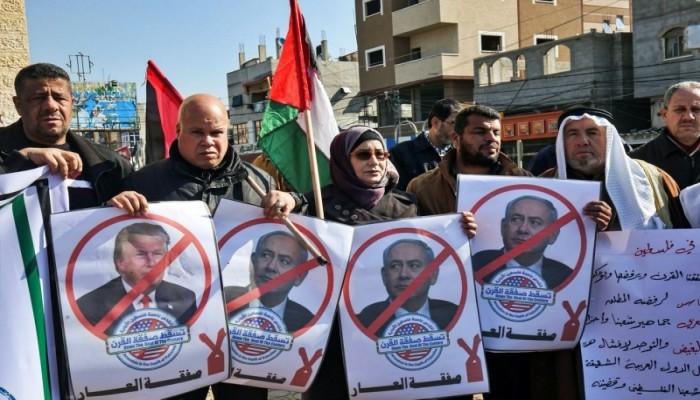 مصر ترحب ضمنا بصفقة القرن وتدعو لمفاوضات برعاية أمريكية