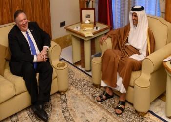 بومبيو يهاتف تميم ويؤكد: لا تزال قطر شريكا حيويا