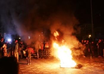 مظاهرات وإضراب بالضفة وغزة ضد صفقة القرن الأمريكية