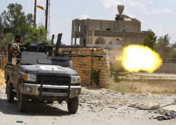 قلق إيطالي من خروقات وقف إطلاق النار في ليبيا