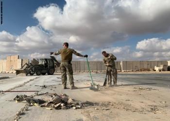 50 إصابة دماغية بين جنود أمريكان إثر قصف إيران