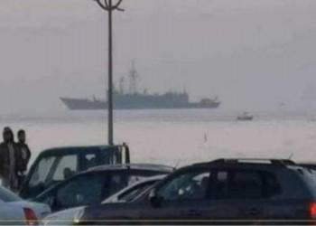 قناة العربية: بارجتان تركيتان تنزلان جنودا وآليات بميناء طرابلسالليبي