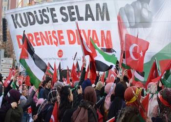 تركيا تنتفض رسميا وشعبيا ضد صفقة القرن:  القدس خط أحمر