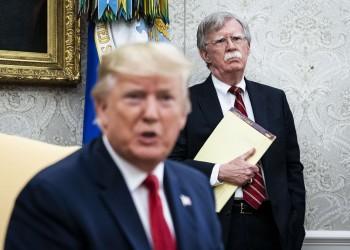البيت الأبيض يهدد بولتون رسميا لمنعه من نشر مذكراته