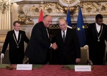 بعد السجال مع تركيا.. فرنسا تتواصل مع مصر حول ليبيا وصفقة القرن