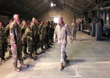 أمريكا تعزز وجودها العسكري في قاعدة الأمير سلطان بالسعودية