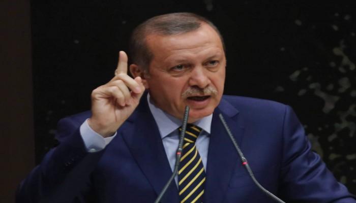 أردوغان: لا يحق لبارونات الحرب انتقاد موقفنا من ليبيا