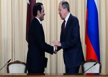مباحثات بين قطر وروسيا حول تطورات الأوضاع بالمنطقة