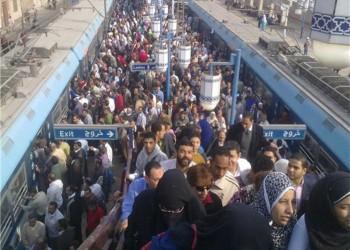 قطار الزيادة السكانية في مصر يبلغ محطة الـ100 مليون قريبا