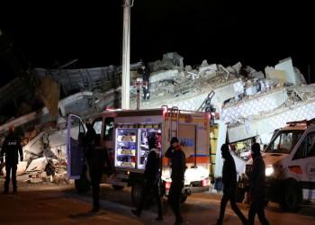 زلزال جديد يضرب ألازيغ شرقي تركيا
