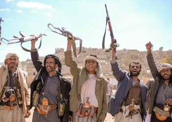 الحوثيون يبثون مقاطع فيديو لاستهداف مناطق بالسعودية