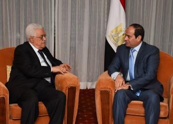 السيسي يبحث مع عباس صفقة القرن والمصالحة الفلسطينية
